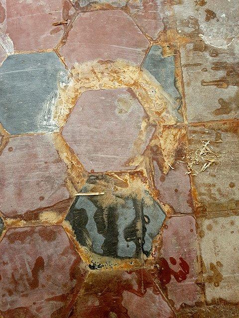 pavimenti in cementine antiche
