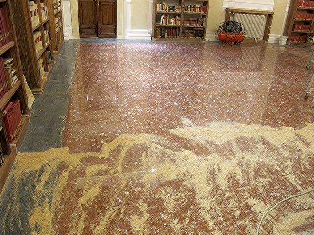 pavimenti in marmo antico