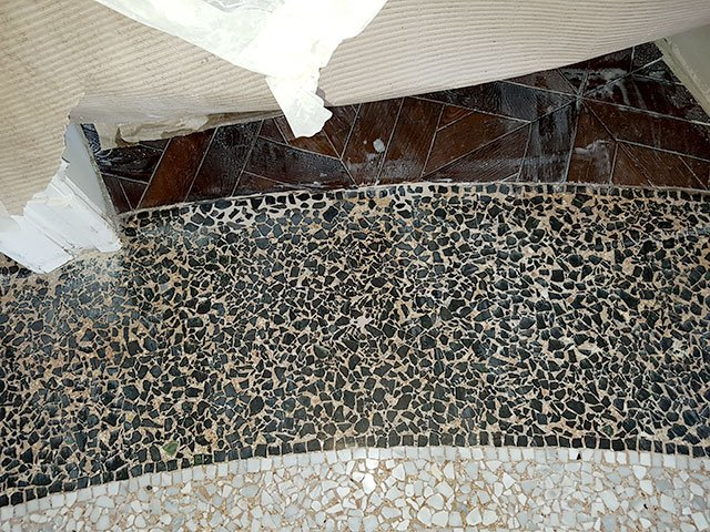 restauro terrazzo alla veneziana-dopo