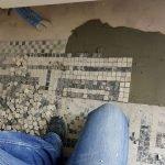 restauro mosaico