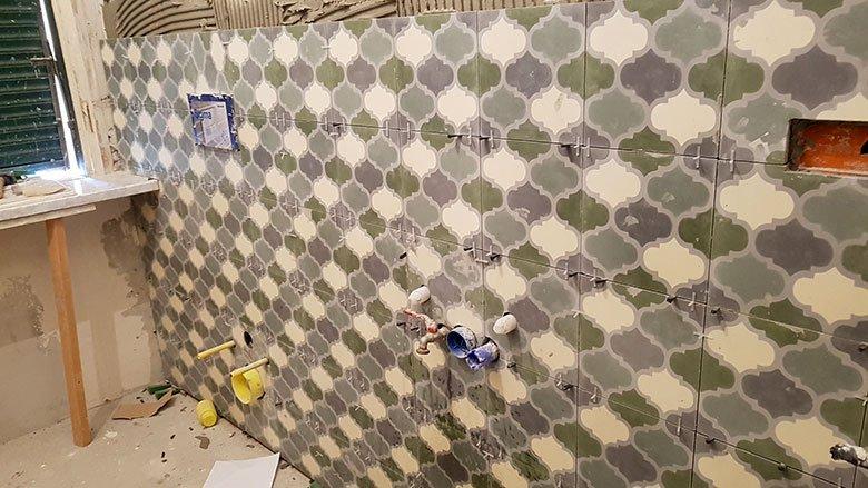 Cementine nuove come si posano e come si trattano pavimenti a roma