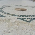 mosaico -moderno