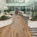 Pavimento in legno per esterno_posa