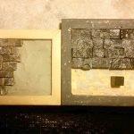 campioni di mosaici- colori e dimensioni