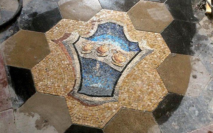 Come Realizzare mosaici artistici a pavimento